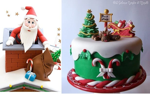 Unique Christmas Cake Decorating Ideas : Top 10 Most Unique Christmas Gifts Decor 2014