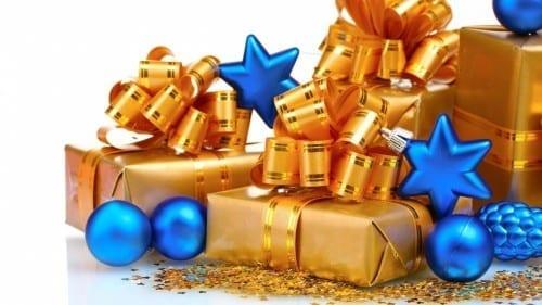 Most Unique Christmas Gifts Decor -  Confetti