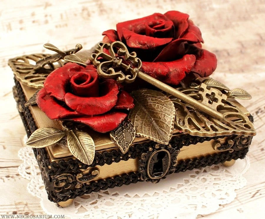 New Year Gifts 2015-  Jewelry Box