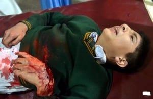 Peshawar Army Public School Terrorist Attack 2020