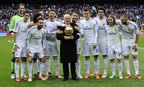 10 Richest Football Clubs In 2015 - 1. Real Madrid