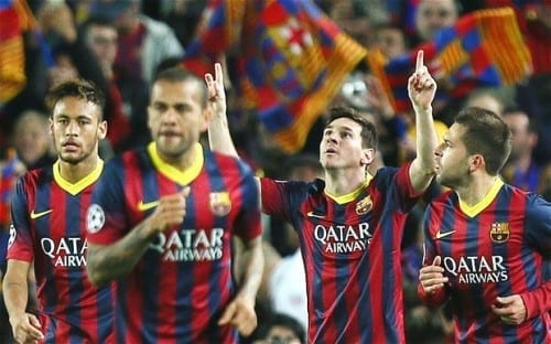 10 Richest Football Clubs In 2018 - 2. Barcelona