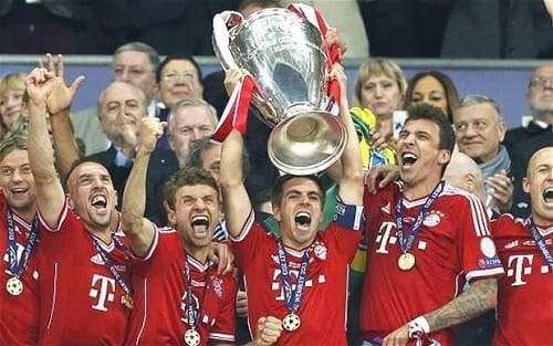10 Richest Football Clubs In 2020 - 3. Bayern Munich