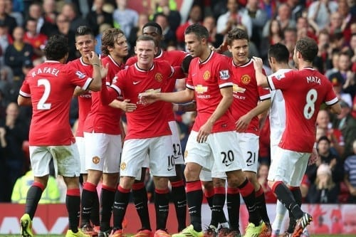 10 Richest Football Clubs In 2015 - 4. Manchester United
