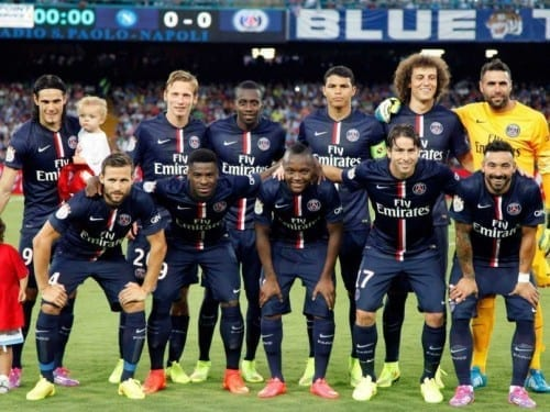 10 Richest Football Clubs In 2018 - 5. Paris Saint Germain