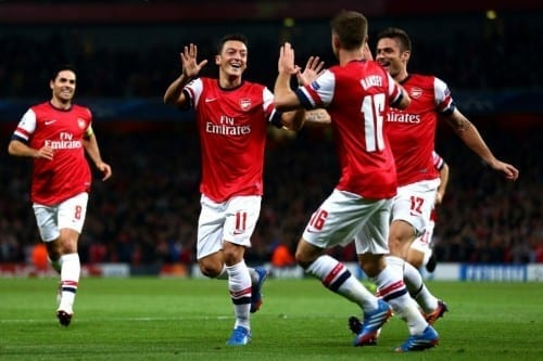 10 Richest Football Clubs In 2020 - 8. Arsenal