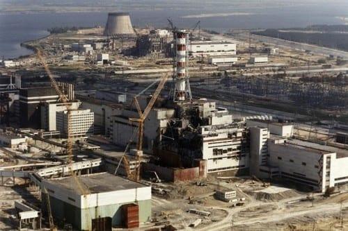 Chernobyl Accident, 1986