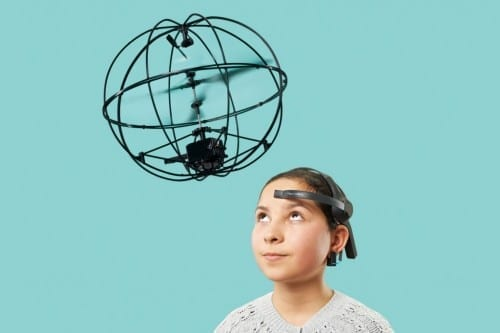 Most Affordable Robots To Buy In 2020 - Orbit Mobile Brain-Controlled Helicopter