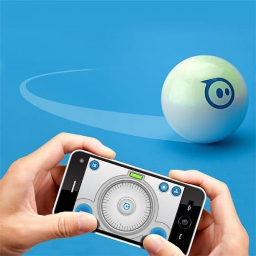 Most Affordable Robots To Buy In 2020 - Sphero Bluetooth Robotic Ball
