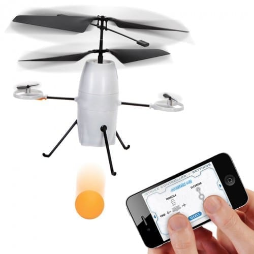 Most Affordable Robots To Buy In 2020 -  iPhone Controlled Flying Bomber