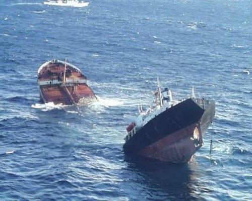 Prestige Oil Spill, 2002