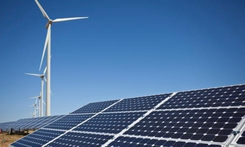 Smart Wind And Solar Power