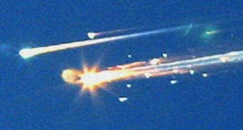Space Shuttle Columbia Disaster, 2003