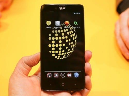 Ultraprivate Smartphones