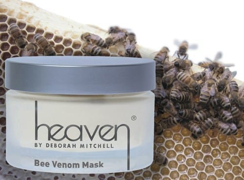 Bee Venom Facial - Cost $55,200