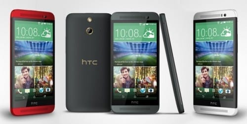 Best Dual SIM Smartphones 2015 - HTC One E8 ($460)