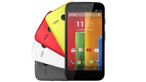 Best Dual SIM Smartphones 2020 - Motorola Moto G