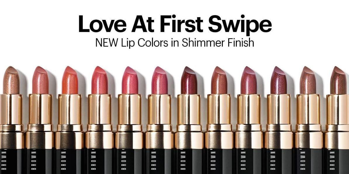 Bobbi Brown Original 10 Lipsticks hd image