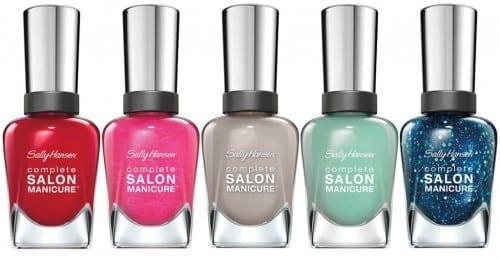 Best Nail Polish Brands In 2020 - Sally Hansen