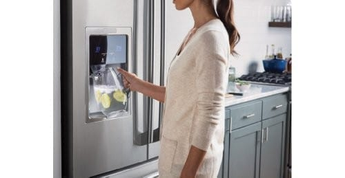 Best Refrigerators To Buy In 2020 - Electrolux Wave-Touch EW28BS85KS