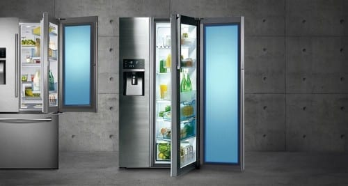 Best Refrigerators To Buy In 2020 - Samsung Food ShowCase RH29H8000SR
