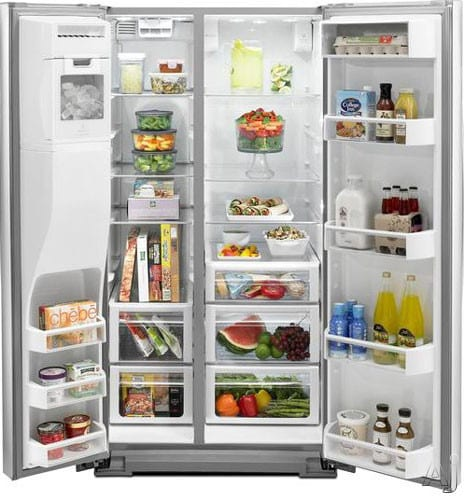Best Refrigerators To Buy In 2020 - Whirlpool WRS 950SIAM