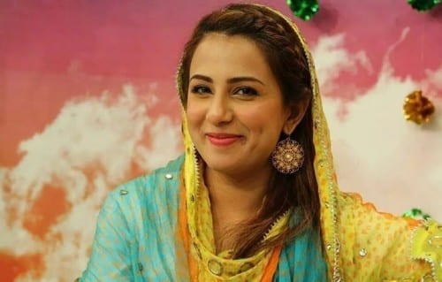 Most Beautiful Pakistani Actresses 2018 - Ushna Shah