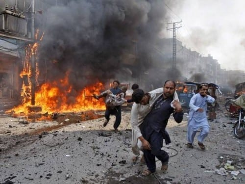 Most Dangerous Countries In 2018 - Pakistan