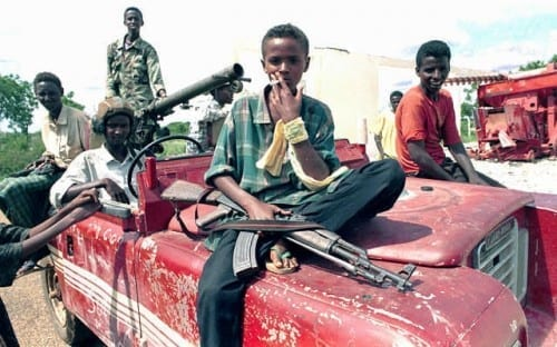 Most Dangerous Countries In 2018 - Somalia