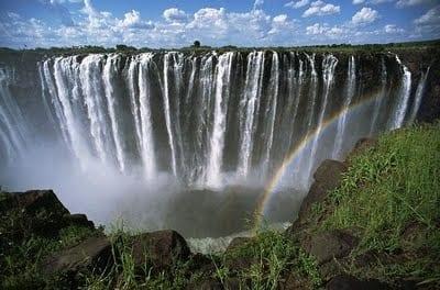Top 10 Highest Waterfalls - Tugela falls, South Africa