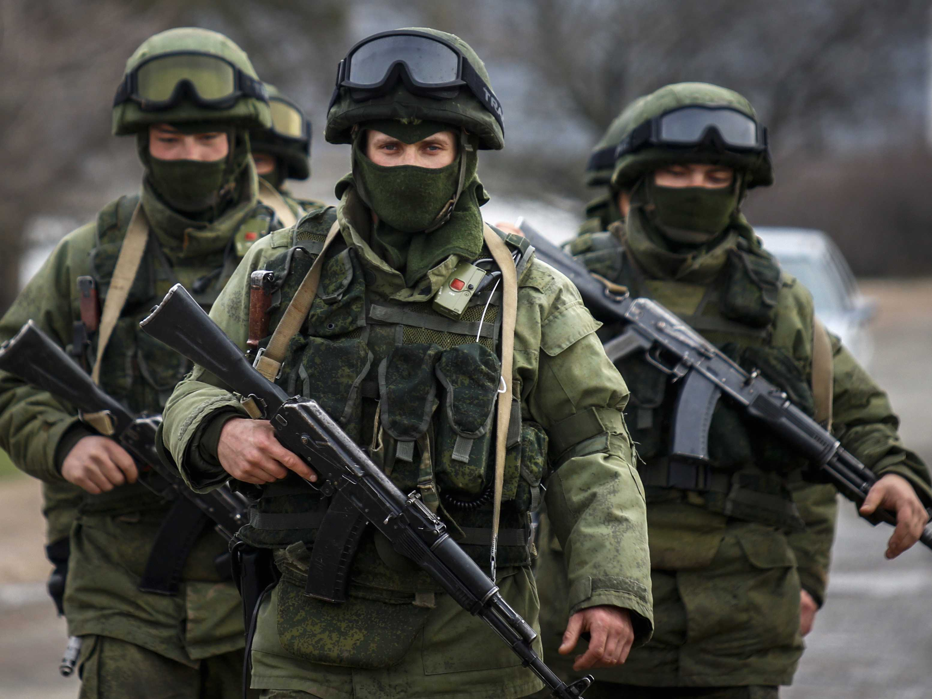 Top 10 Strongest Armies In 2015 - Armed Force Of Russian Federation, Russia