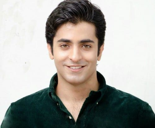 beautiful Pakistani actors 2015 - 5. Sheheryar Munawar