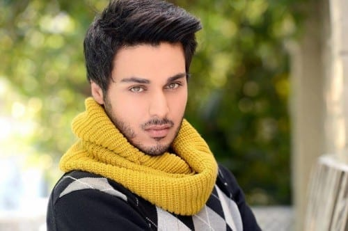 beautiful Pakistani actors 2015 - 6. Ahsan Khan