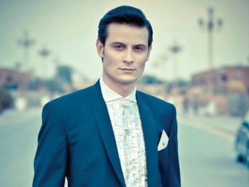 beautiful Pakistani actors 2015 - 8. Osama Khalid Butt