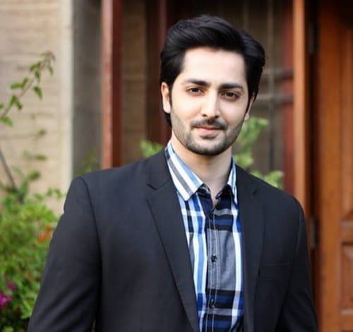 beautiful Pakistani actors 2015 - Danish Taimoor