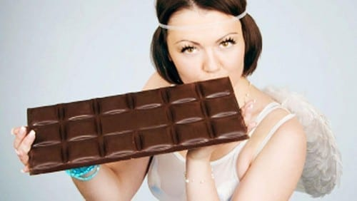 Eat Tons of Chocolate - dnt Eat Tons of Chocolate