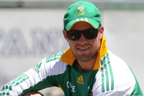 Hottest Cricketers In World Cup 2020 - Ab de Villiers
