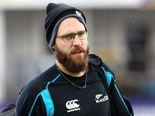 Hottest Cricketers In World Cup 2015 - Daniel Vettori
