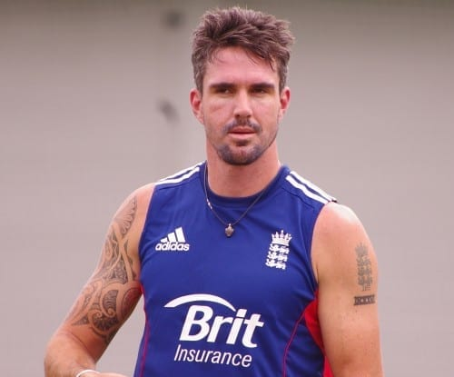 Hottest Cricketers In World Cup 2015 - Kevin Pietersen