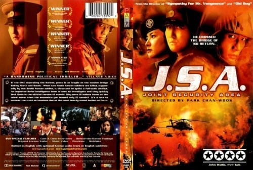 Joint Security Area - Best Korean Movies