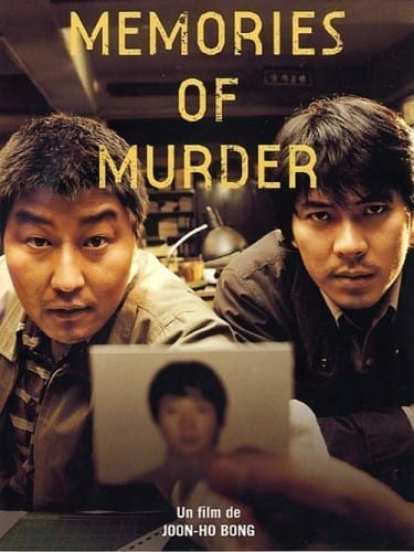 Memories Of Murder - Best Korean Movies