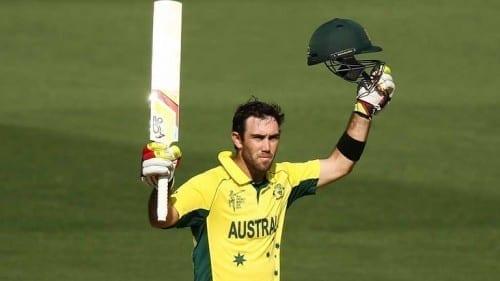 Most Dangerous Batsmen 2018 - 4. Glenn Maxwell