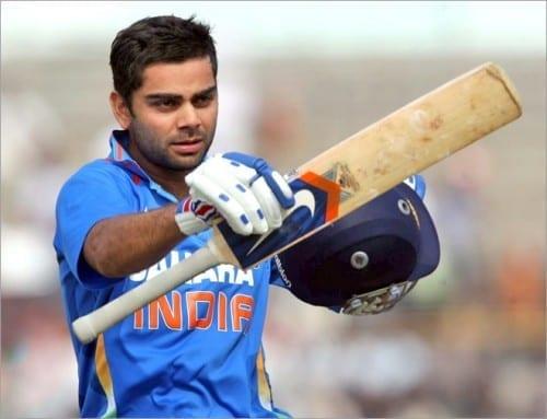 Most Dangerous Batsmen 2020 - 5. Virat Kohli