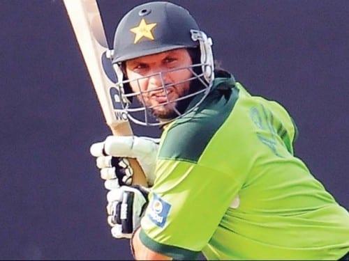 Most Dangerous Batsmen 2018 - 8. Shahid Afridi