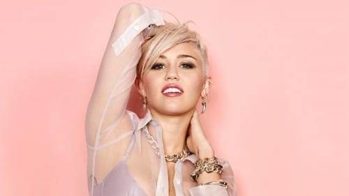 Most Popular Female Singers In 2020 - Miley Cyrus
