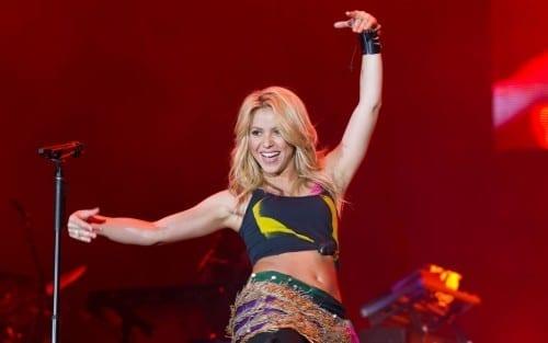 Most Popular Female Singers In 2020 - Shakira
