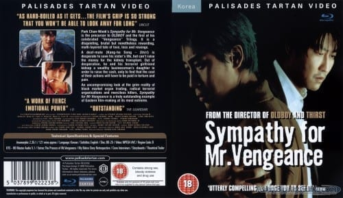 Sympathy for Mr. Vengeance - Best Korean Movies