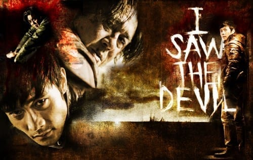 Top 10 Best Korean Movies - I saw the devil