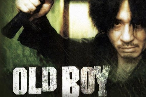 Top 10 Best Korean Movies - Old Boy