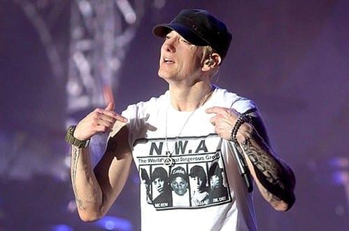 Top 10 Richest Rappers 2020 - 6. Eminem
